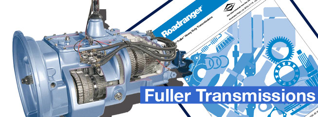Heavy Duty Eaton Fuller Transmission
